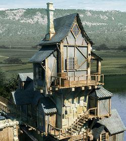 建筑模型师