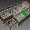 CAD图纸建模
