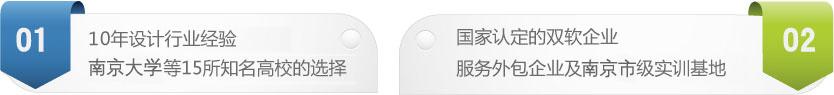 南京平面设计师高级班,国家认定的双软件企业