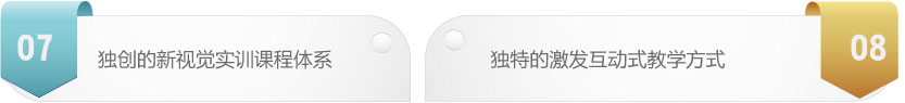 南京平面设计师高级班,独创的教学体系
